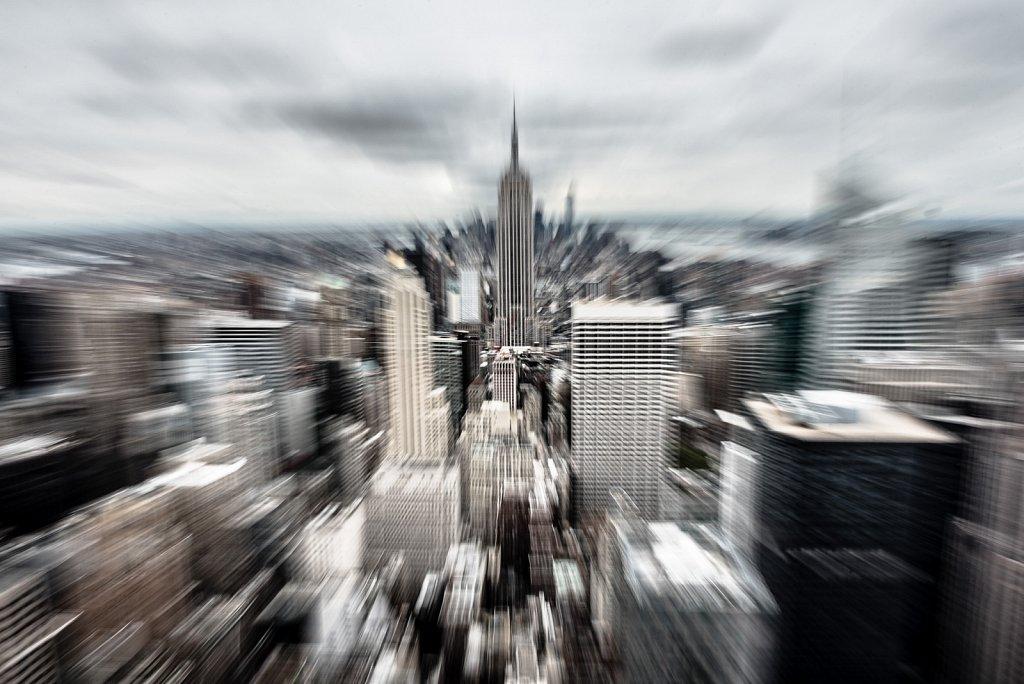 Skyline von Downtown Manhattan #3