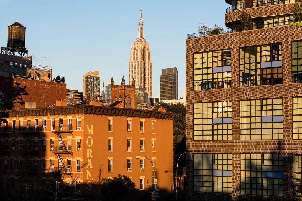 West Side Manhattan #1