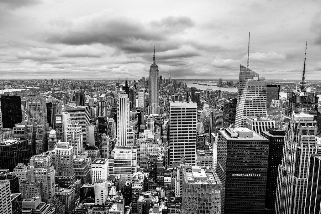 Skyline Downtown Manhattan #2