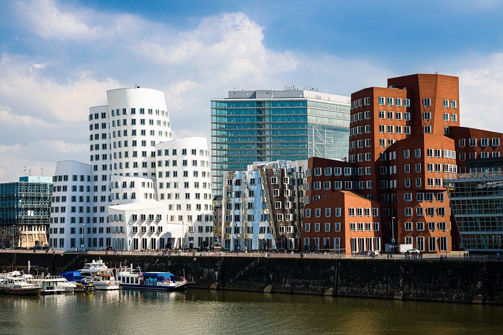Gehry-Gebäude