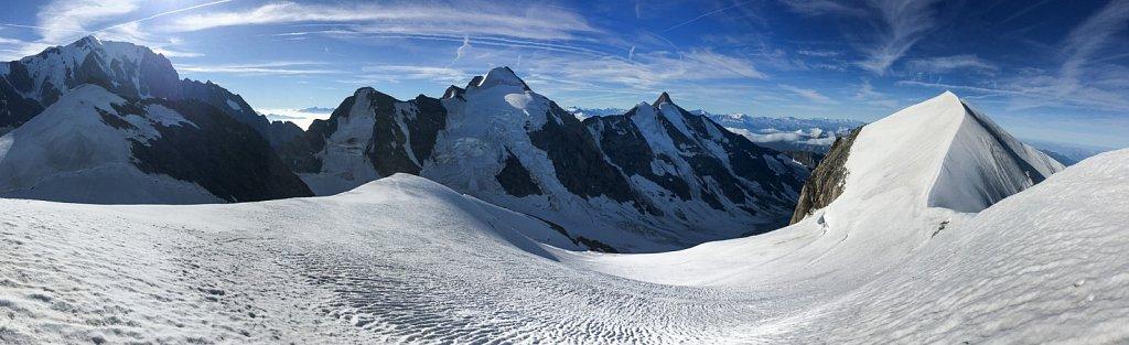 Hochtour Panorama