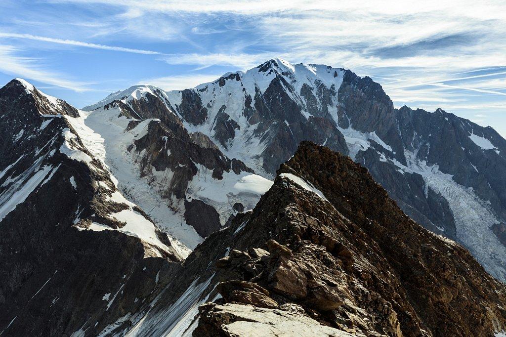 Mont Blanc Ostseite