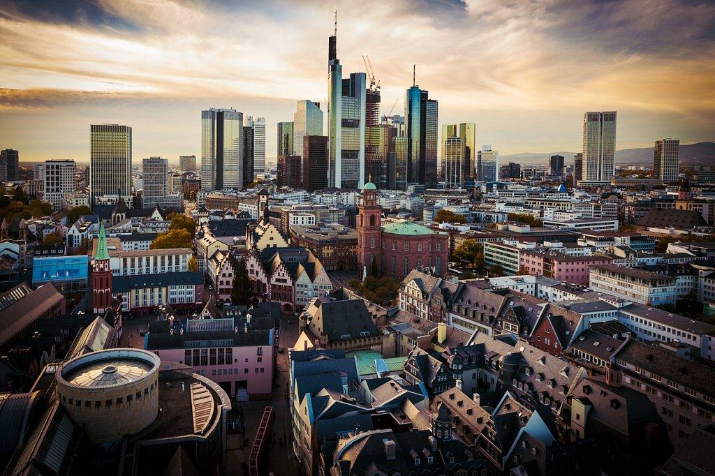 Frankfurter Skyline #2