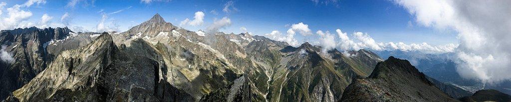 Panorama vom Wiwannihorn