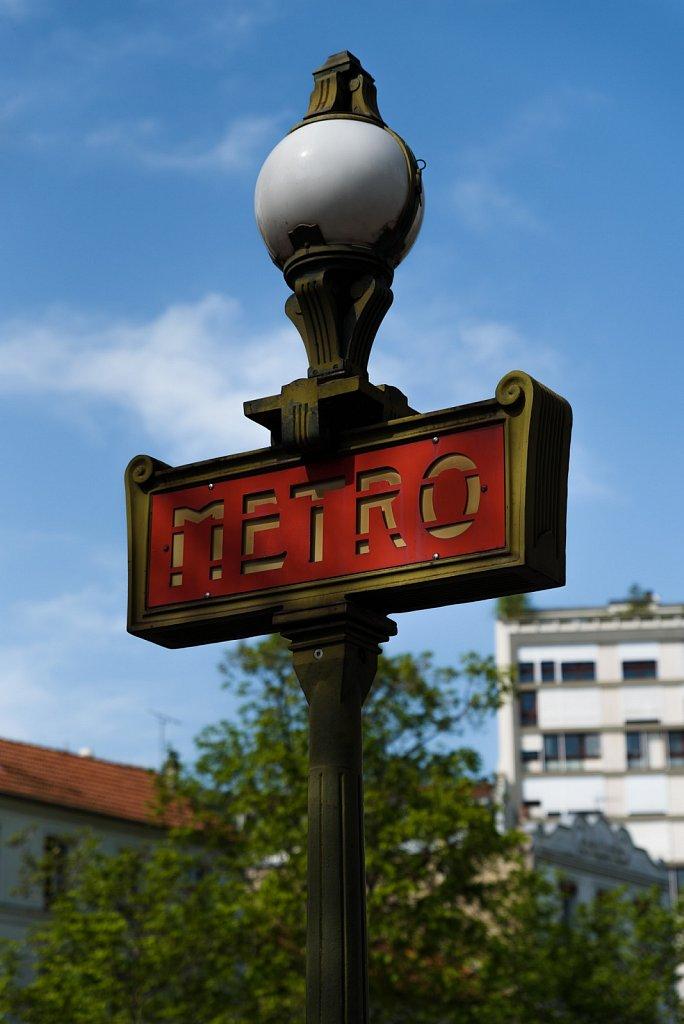 Metroschild