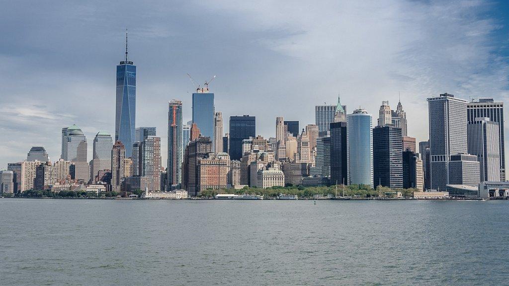 Skyline von Manhattan #1