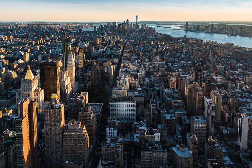 Skyline von Manhattan #2