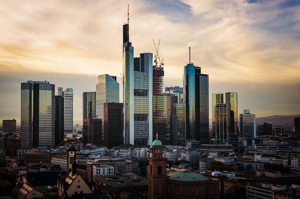 Frankfurter Skyline #1