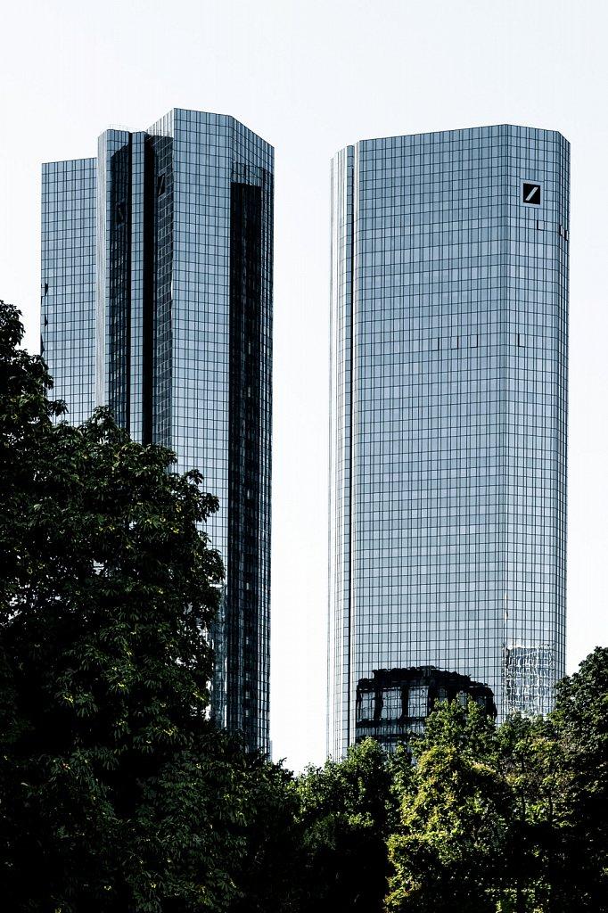 Deutschen Bank Hochhaus