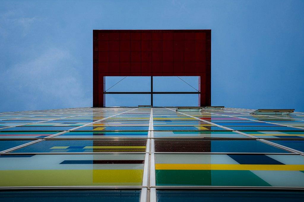 Colorium Fassade