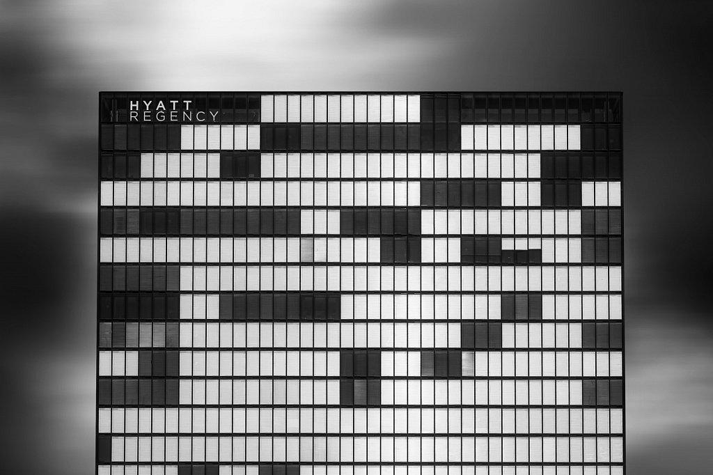 Hyatt Regency Fassade