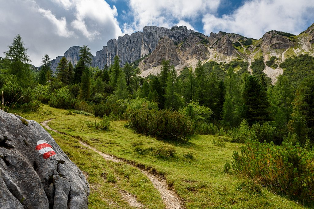 Rofan Gebirge