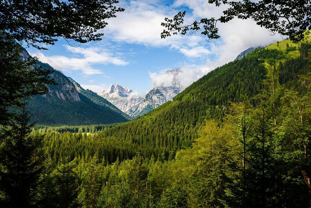 östliches Karwendelgebirge